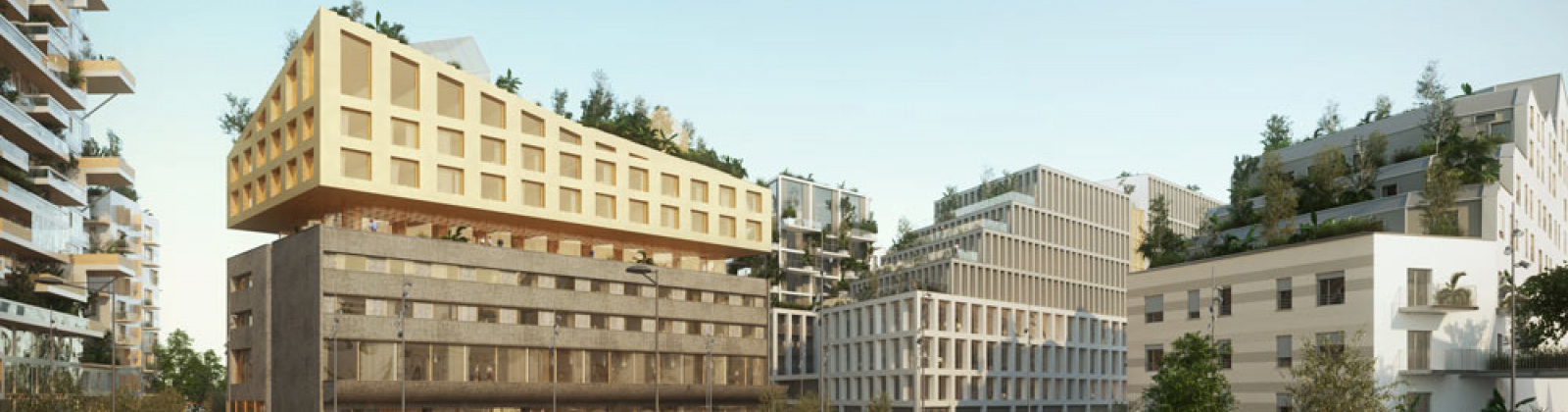 Carle Vernet, Bordeaux, France 33800, ,Appartement,Habitat Participatif,Carle Vernet,9,1195