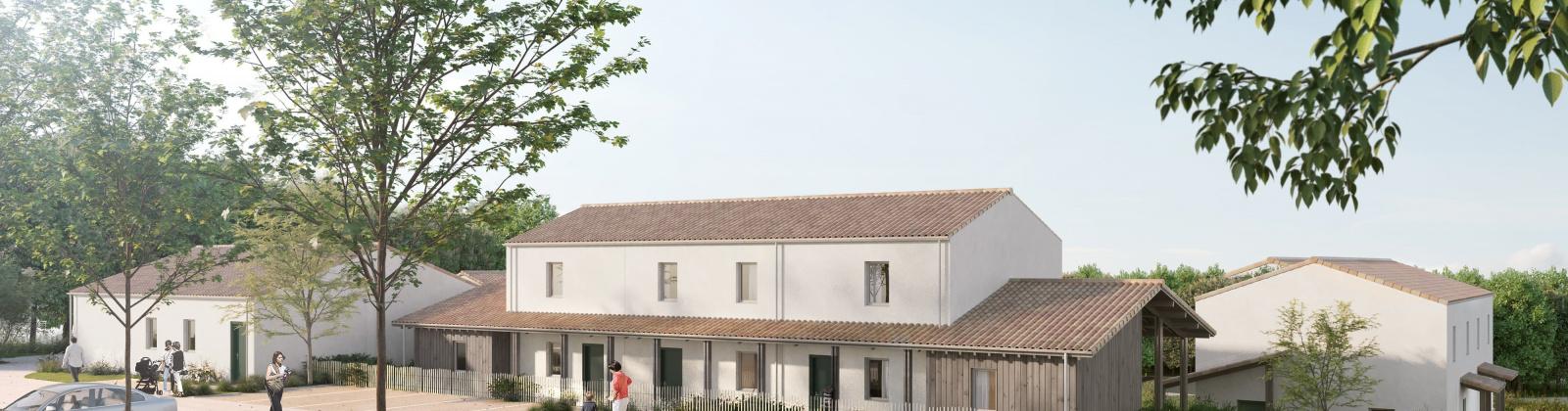 Haux, France, ,Maison,Habitat Participatif,1223