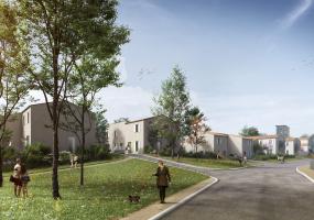 Nérigean,Le Bourg,France 33750,2 Chambres Chambres,1 Salle de bainSalles de bains,Maison,1298