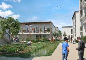 Rue des jardins du Laü,Pau,France 64000,1 Chambre Chambres,1 Salle de bainSalles de bains,Appartement,ENSEMS LAU,Rue des jardins du Laü,1330
